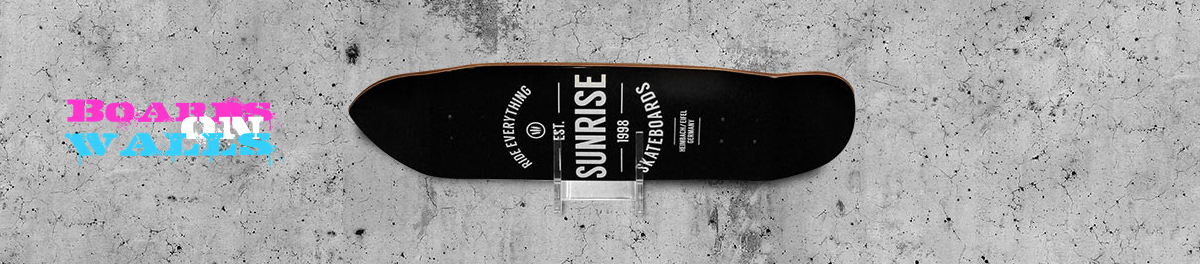 Boards on Walls