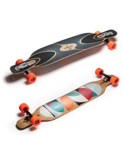 Loaded Dervish Sama Komplett Longboard