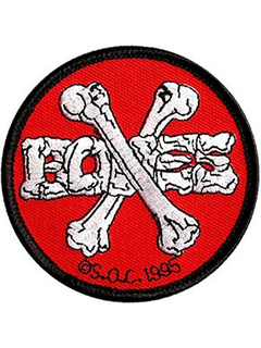 Powell & Peralta Cross Bones patch