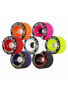 Divine Urethane Co  Street Slayers Wheels
