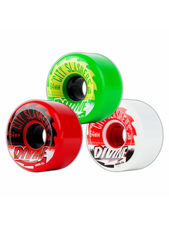 Divine Urethane Co  City Slashers wheels 64mm