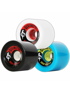 Divine Urethane Co  Road Rippers Wheels 75mm