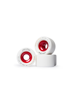Blood Orange Morgan Pro Series Wheels White
