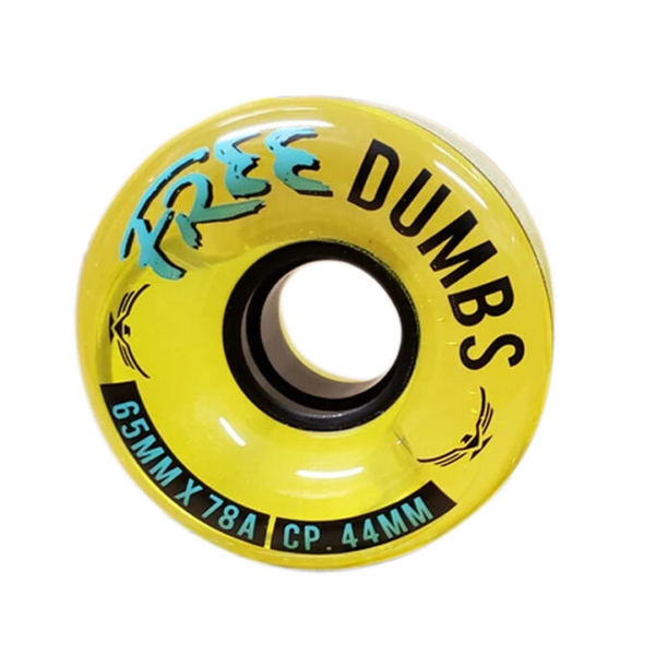 Free Wheel Co. Free Dumbs Wheels 64mm 78a