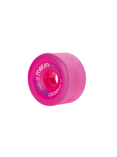 Metro Motion Wheels 78a Pink