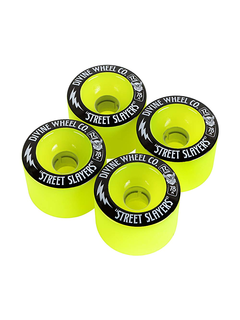 Divine Urethane Co Street Slayers 72mm 78a Green