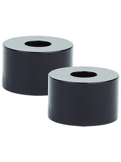 Divine Urethane Co  Downhill Bushings 86a Black
