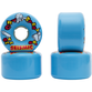 Seismic  Cry Baby Wheels 64mm 88a Blue