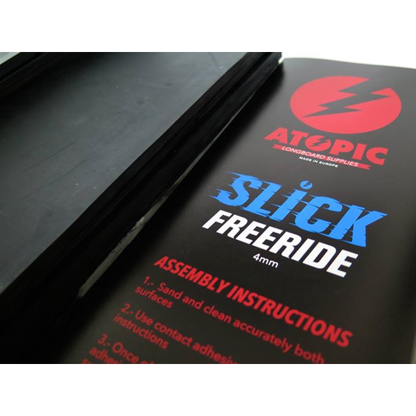 Atopic  Slick Freeride Braking Sole 4mm