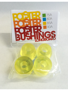 Polster  Bushings 85a transparent yellow