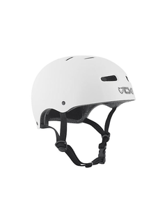 TSG  Skate/BMX Helmet L/XL Injected White
