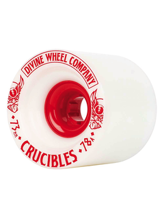 Divine Wheel Co. Crucibles Wheels 78a White