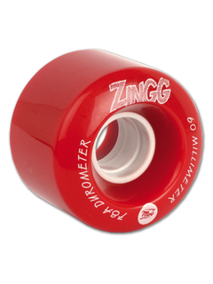 Mob Zingg Wheels 60mm 78a Red
