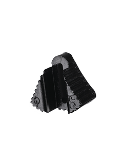 Riptide  I/O-Mini Footstop Black