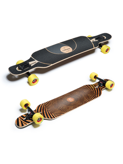 Loaded Tan Tien Complete Longboard Flex 2