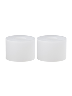 Sunrise Gummies Tall Barrel Bushings 93a ClearWhite