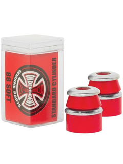 Independent  Standard Cylinder Bushings 88a red