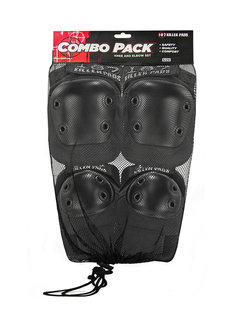 187 Killer Pads Combo Pack S/M