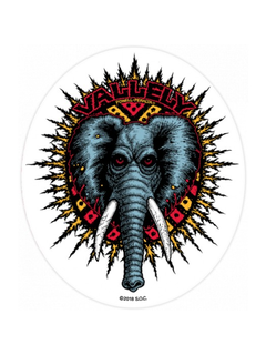 Powell & Peralta Vallely Elephant sticker