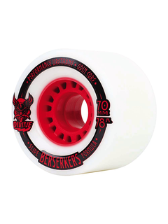 Divine Urethane Co  Berserkers Wheels 78a