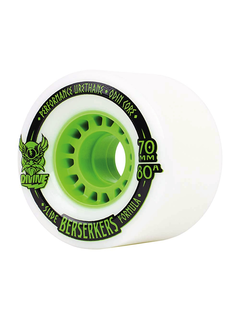 Divine Urethane Co  Berserkers Wheels 80a