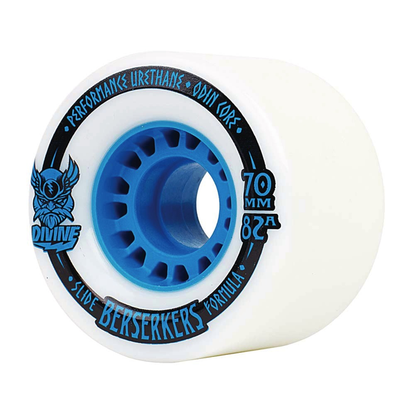 Divine Urethane Co  Berserkers Wheels 82a