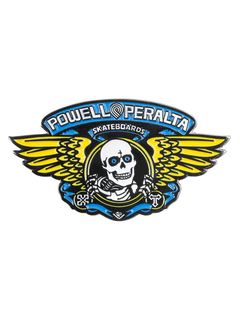 Powell & Peralta Winged Ripper Label Pin