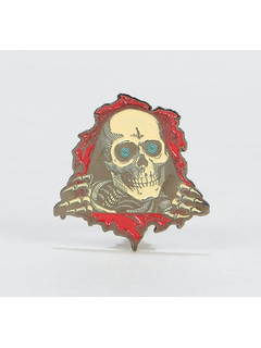 Powell & Peralta Ripper Label Pin