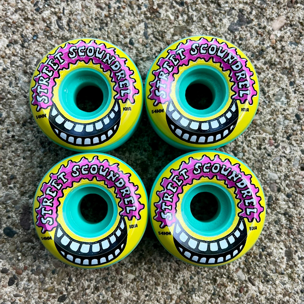 Street Plant Street Scoundrel Wheels 54mm