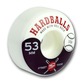 Mob Hardballs Wheels 53mm 100a