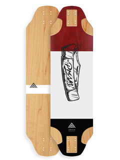 Prism longboards Origin V2 Core Series Deck