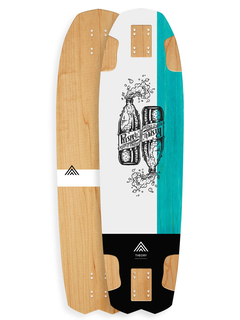 Prism longboards Theory V2 Core Series Deck