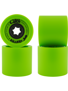 Cuei Killers Wheels 74mm 77a Green