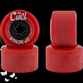 Cuei Steeze Wheels 70mm 80a Red