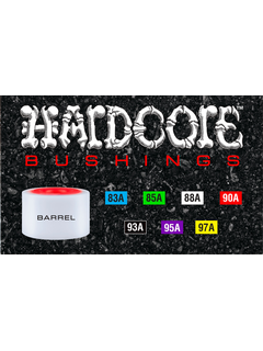 Hardcore Longboard Barrel bushings