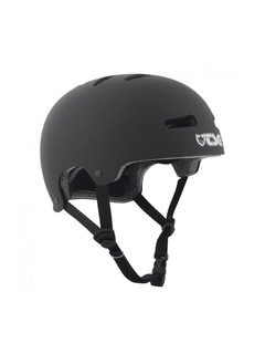 TSG Evolution Skate/BMX Helm satin black S/M 54-54cm