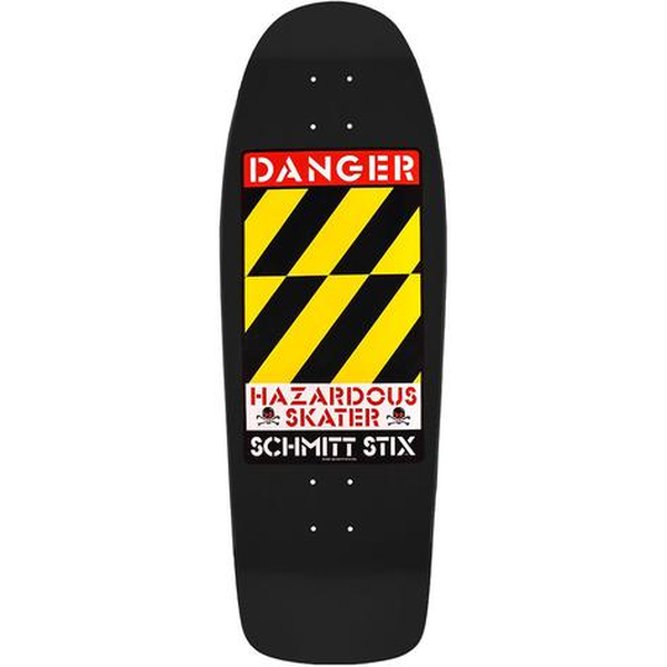 Schmitt Stix Danger Reissue Deck black