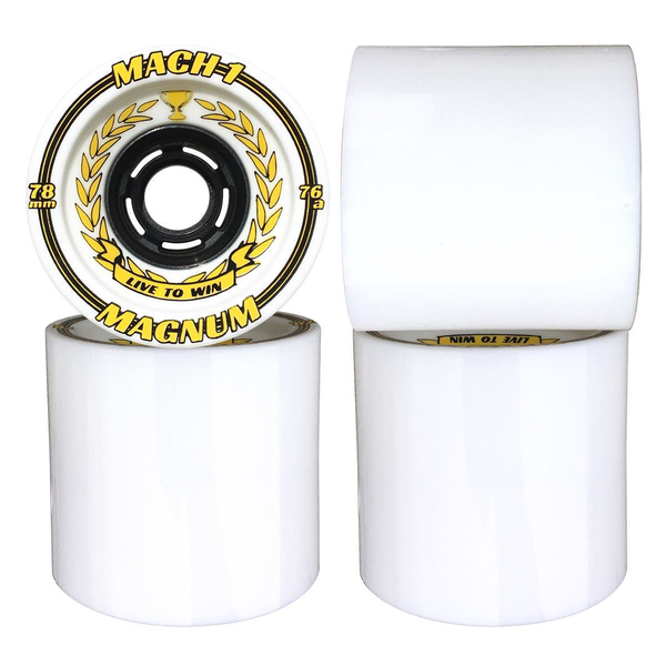 Zak Maytum MAGNUM Wheels 78mm