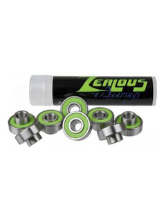 Zealous bearings abec7 built in spacers