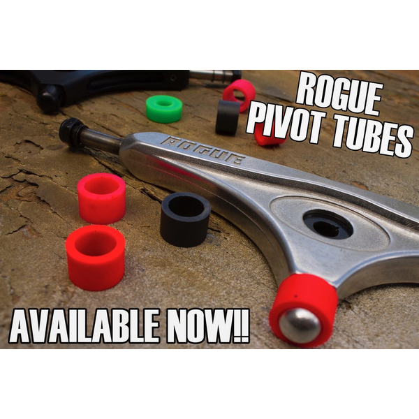 Zak Maytum Pivot Tube for Rogue Trucks