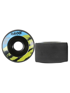 Rayne Envy V2 Wheels 70mm 77a black