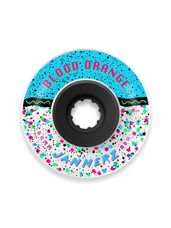 Blood Orange Jammerz 69mm 82a Wheels