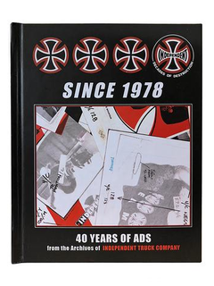 Independent Since 1978 Book 40 years of ads