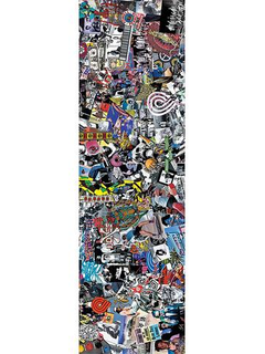 Powell & Peralta griptape Sheet 9x33 Collage