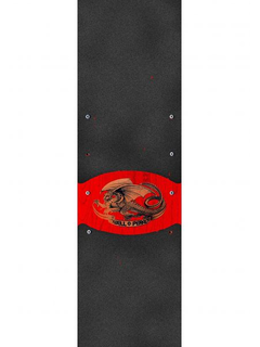Powell & Peralta griptape Sheet 9x33 oval dragon