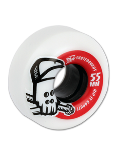 Mob Skull Soft Wheels 55mm 85a