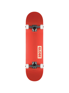 Globe Goodstock Red Komplett Skateboard 7.75