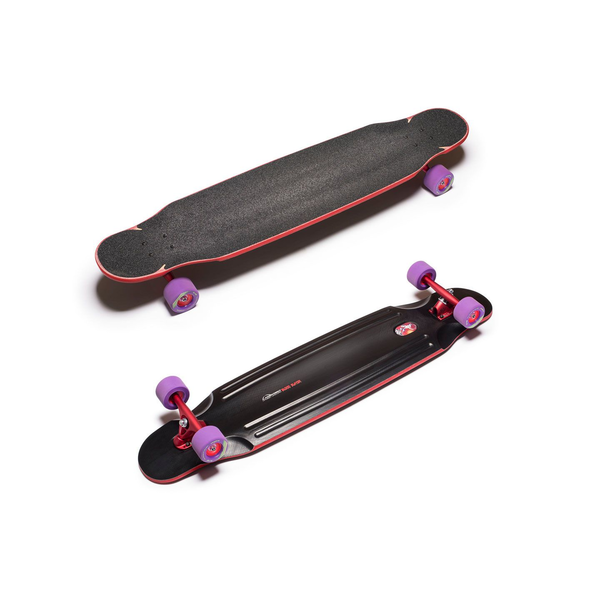 Loaded Chubby Unicorn Blood Slayer Complete Longboard