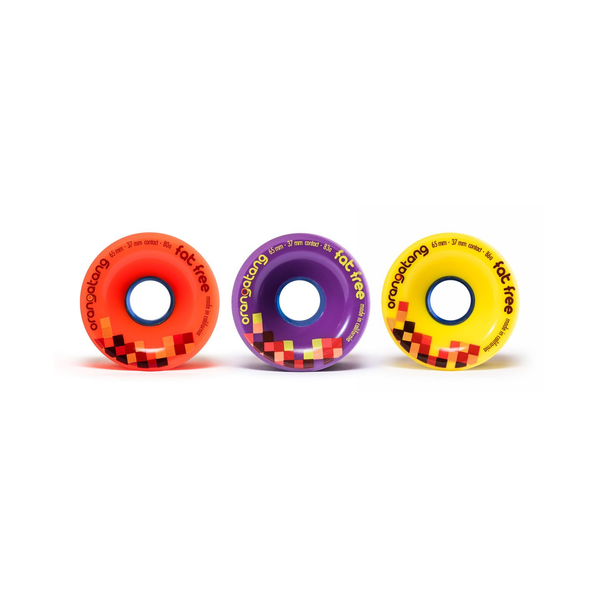 Orangatang Fat Free Wheels 65mm
