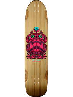 Powell & Peralta Byron Essert Mini Frog Bamboo Deck 9